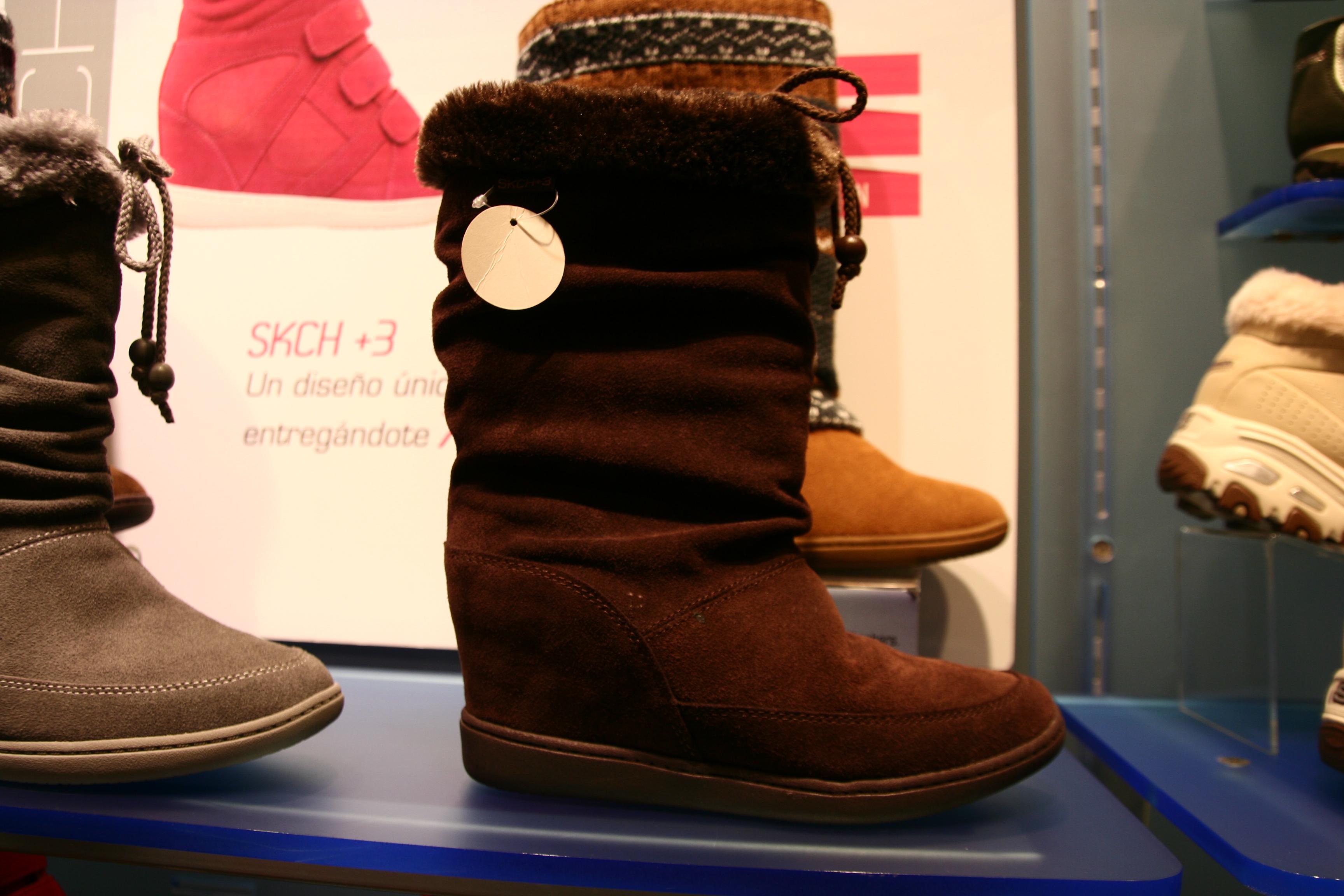 7af3053f95aae botas con taco interno